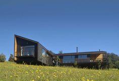 Galería de Dos Casas en Lago Ranco / Cavagnaro Rojo Arquitectos - 6