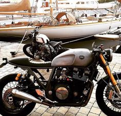 Café racer dreams  http://crdmotorcycles.com/en/cafe-racer-dreams/