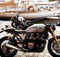 Café racer dreams  http://crdmotorcycles.com/en/cafe-racer-dreams/
