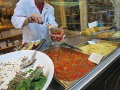 ■フランス旅行 パリ7区美食通りのお惣菜屋さん@DAVOLI 九州育ちの関西・関東生活