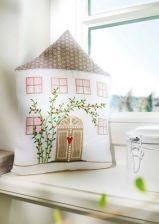 Kissen -Haus-