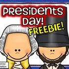 Help your students celebrate our great leaders for Presidents Day with these print and go FREEBIES!  Includes:  **Presidents Day original poem (col...