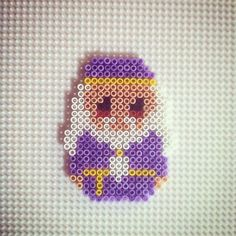 Dumbledore Harry Potter hama beads by hadavedre