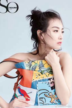 Victoria Song for Figaro Weekly Victoria Song, Queen Victoria, South Korean Girls, Korean Girl Groups, Portrait Photography, Fashion Photography, Song Qian, Krystal, Strapless Dress