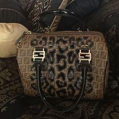 Fendi Speedy Bag