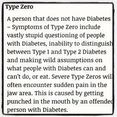 Diabetes - Type Zero