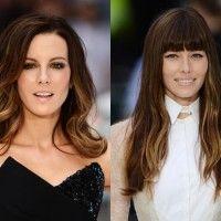 Jessica Biel e Kate Beckinsale nas premières de O Vingador do Futuro
