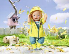 Winactie | BABY born® regenpret-set