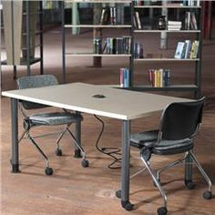 Brodart Solutions Mobile Reading Tables
