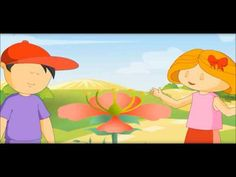 Parts of flower & their Functions -Kids School Education Video - YouTube