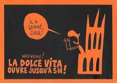 Ouverture prolongée de la Dolce Vita à Lausanne