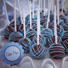 #cakepops by inspirachocolat