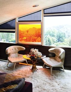 john lautner garcia house bedroom corner