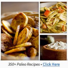 Start your Paleo Diet with easy and healthy meals from Paleo Recipe Book. Over 370 paleo recipes just about anything you'll ever need on a Paleo diet. Paleo Potluck, Potluck Dishes, Dieta Paleo, Paleo Diet, Paleo Recipes Easy, Diet Recipes, Recipies, Cooking Recipes, Desayuno Paleo