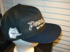 9530349e88fef Details about Vintage Penn St. Nittany Lions Sports Specialties Strapback  Hat Deadstock 90 s