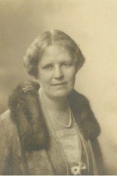 Patricia Wentworth - British crime fiction writer.