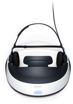 A TV you wear on your face - the Sony Personal 3D Viewer #PinItToGiveIt