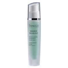 Thalgo Hydra-Marine Serum is an incredibly fresh melt-in gel that helps reactivate the skin's natural detoxification process to deliver pure radiance and the original luminosity of the complexion. At the heart of the formula is Sève Bleue from the Oceans, a Marine Spring Water that leaves the skin soft, fresh and glowing.