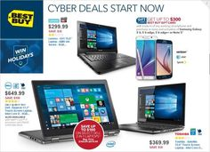 Best Buy Cyber Monday 2015 deals on laptops, tablets, desktops #archos #7 #home #tablet http://tablet.remmont.com/best-buy-cyber-monday-2015-deals-on-laptops-tablets-desktops-archos-7-home-tablet/  Best Buy Cyber Monday 2015 deals on laptops, tablets, desktops Black Friday is over, but stores' deal-making isn't, as the shopping weekend rolls right into Cyber Monday. One thing that's still the same is that Best Buy is the major player when it comes to specials on computers. While its Cyber…