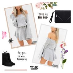 """""""Yoins IV: LOOK GOOD ANYTIME"""" by paradiselemonade ❤ liked on Polyvore featuring yoins, yoinscollection and loveyoins"""