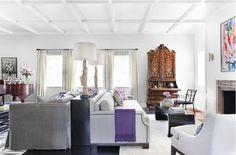 House Beautiful Burnham Design Modern Tudor    Modern-Tudor-Living-Room-overall