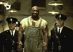Green mile is sad, in an inspirational sort of way