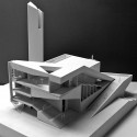 architecture: Pan Long Gu Church (in Tianjin, China) by architect firm Atelier 11