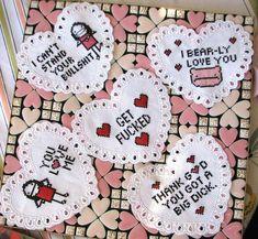 PDF: Set of 5 Natalie Dee Valentines