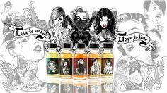 Suicide Bunny Juice Vape To learn more about e-liquid check out fractaleliquid.com