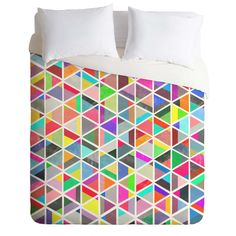 Garima Dhawan Unfolding 4 Duvet Cover   DENY Designs Home Accessories