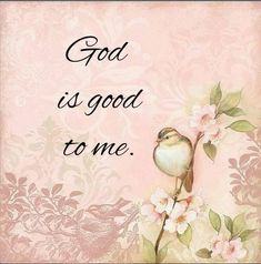 Yes He is. Thank you Lord for being with me 24/7 365 days a yr. I need you every one of those days too. I love you Lord. HF~