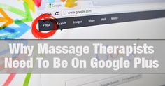 What if I told you there is a magical button you can push to get found more easily by prospective clients? Would you be interested in learning more? /// #GooglePlus for #massagetherapy