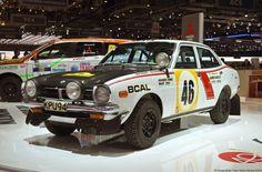 1974 Mitsubishi Lancer 1600GSR Safari Rally