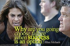 She looks scary, but hey, it's a great quotation! haha