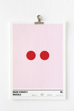 El minimalismo llega a los carteles de cine