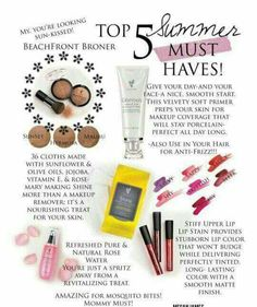 I use all of these, every day!  Younique is so much more then 3D+ Mascara, believe it or not.   Www.jenniwitha3deyelash.com