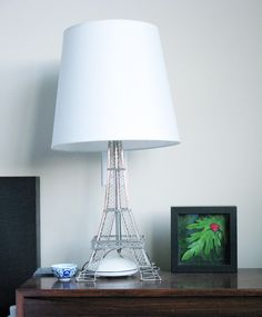 Eifel Tower Lamp - check