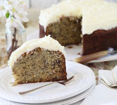 Best-ever Banana Cake from Annabel Langbein