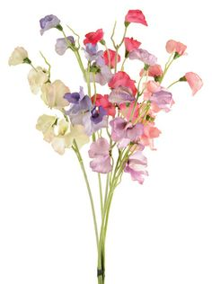 Artificial Sweet Peas