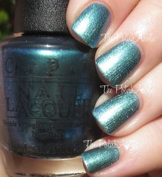 This Color's Making Waves (OPI, Hawaii Spring 2015 Collection)