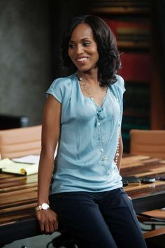 Kerry Washington's necklaces in Scandal (TV show) - PurseForum