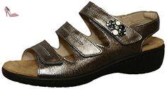 Romika  4321149/755, Sandales pour femme - noir - noir, - Chaussures romika (*Partner-Link)