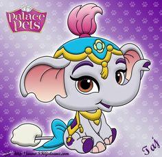 Disney Princess Palace Pets Taj Coloring Page   SKGaleana