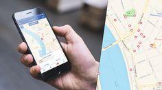 A Facebook appban ingyenes wifi hotspotokat is kereshetünk. Ráadásul nagyon egyszerűen!