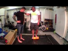 Rebuilding the feet, Part 2: Mobility WOD