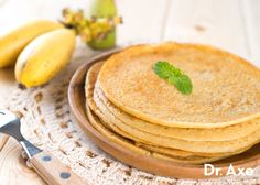 Coconut Banana Crepes Recipe