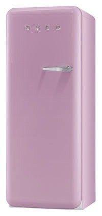 SMEG FAB28LRO1 - Standkühlschrank - Cadillac Pink/ Linksanschlag
