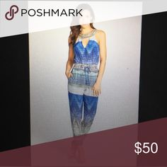Charlie Jade embellished jumpsuit Beautiful jumpsuit! I received so may compliments🤒🤒...purchased from Nordstrom for $198! Only wore once... Charlie Jade Other