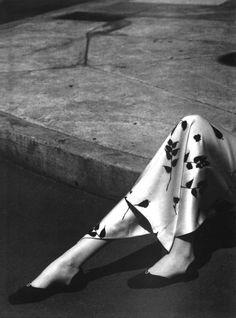 Peter Lindbergh for Giorgio Armani Fall/Winter 1996/97