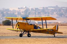 South African Air Force, Tiger Moth, Aircraft, Army, Gi Joe, Aviation, Military, Planes, Airplane